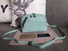 Bottega Veneta Crossbody Bag 20cm Light Green