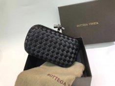 Bottega Veneta Small Clutch 16.5cm Black